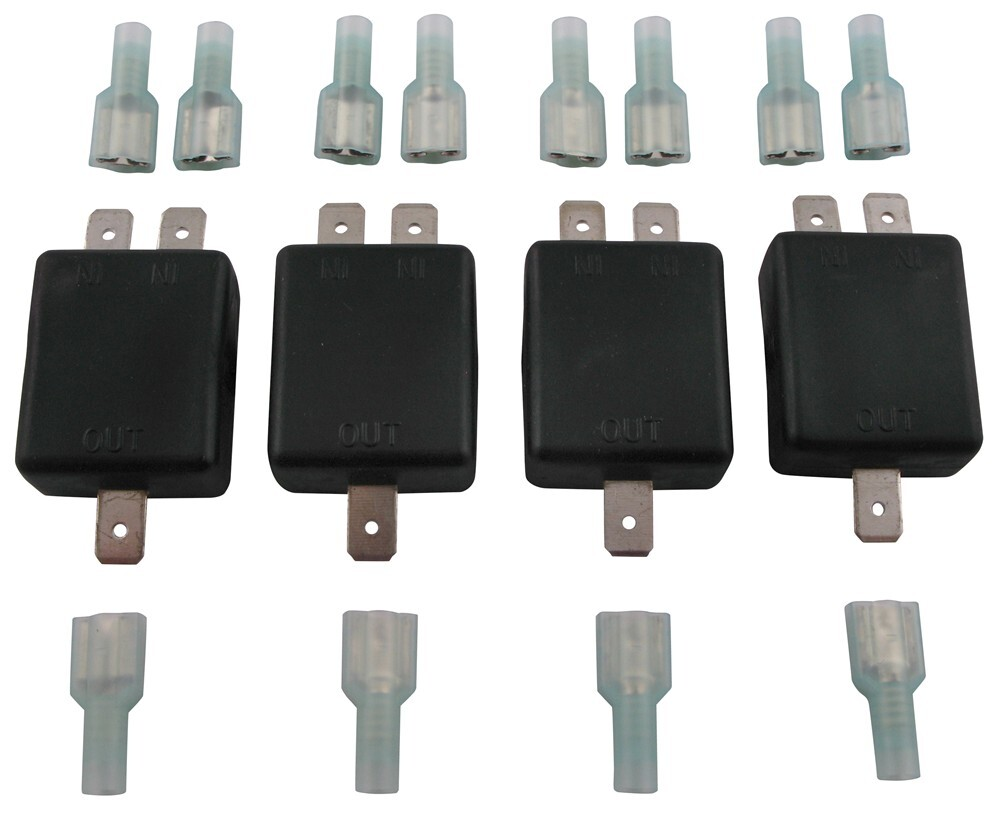 Tail Light Isolating Diodes  Qty 4  Hopkins Accessories And Parts 48955