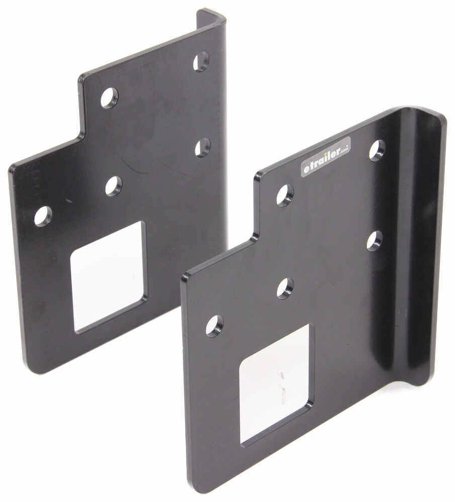 Service Body Hitches : Quot weld on bracket kit for draw tite class v ultra frame