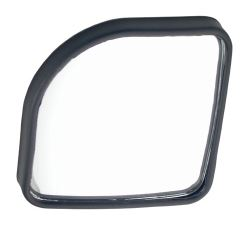"Hot Spot Mirror 3""x3"" Square Convex Stick On"