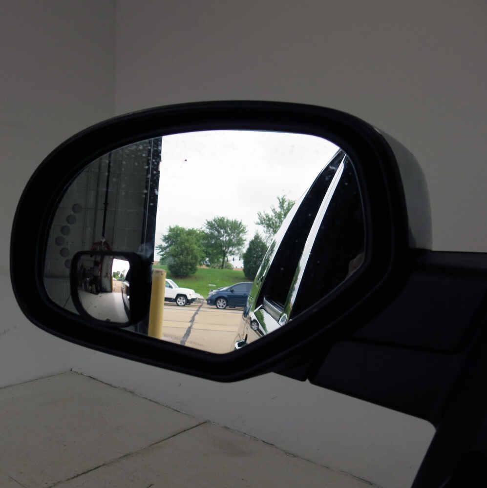 Fits 10-15 Mazda CX-9 Right Passenger Convex Mirror Glass Lens w//Adhesive USA