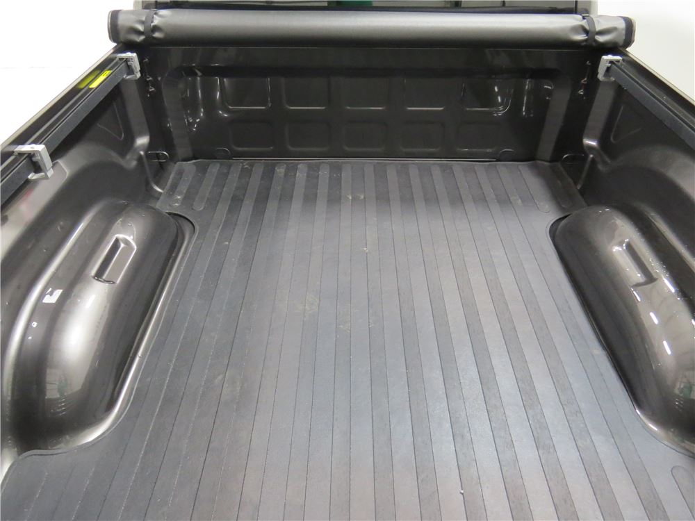 2017 Ram 2500 Westin Custom Fit Truck Bed Mat Rubber Black