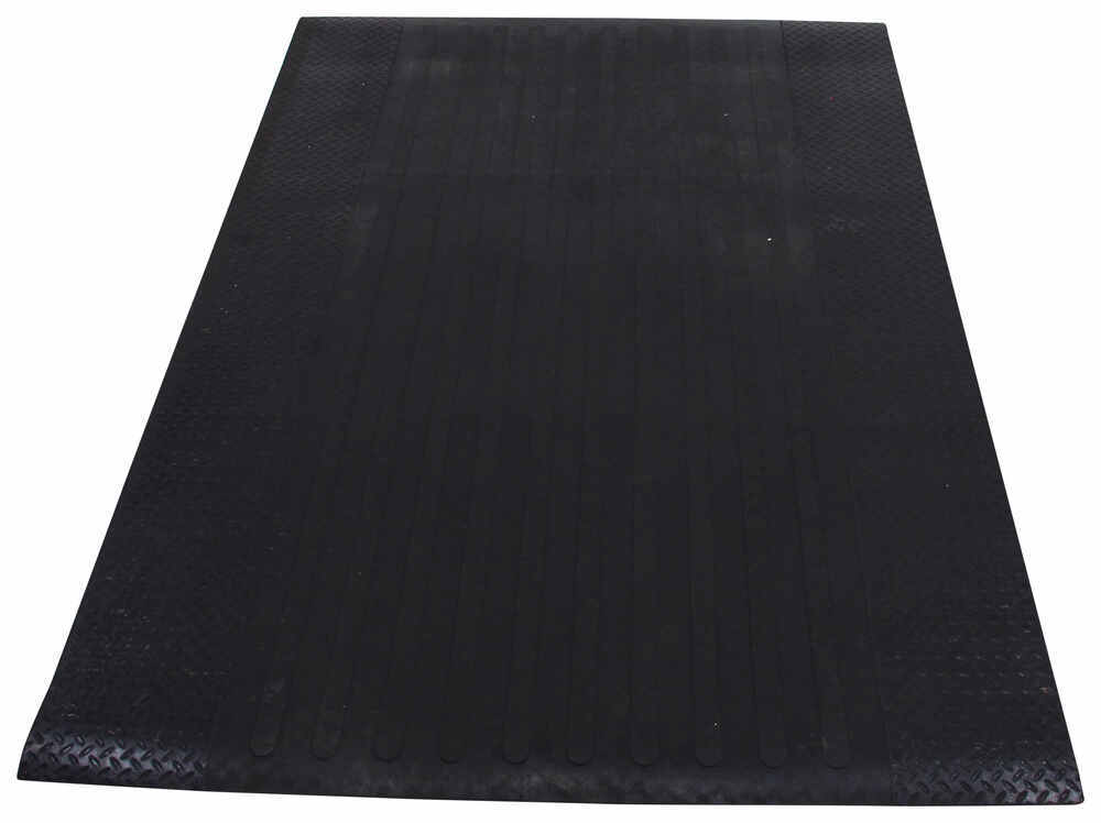"Truck Bed Spray Liner >> Westin Universal Fit Truck Bed Mat - 84"" Long x 60"" Wide - Rubber - Black Westin Truck Bed Mats ..."