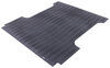 Westin Custom Fit Truck Bed Mat - Rubber - Black