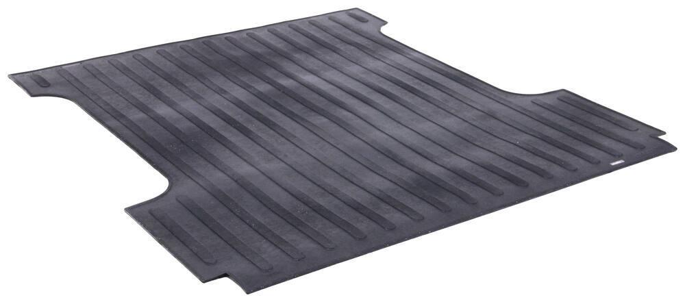 Westin Custom Fit Truck Bed Mat Rubber Black Westin
