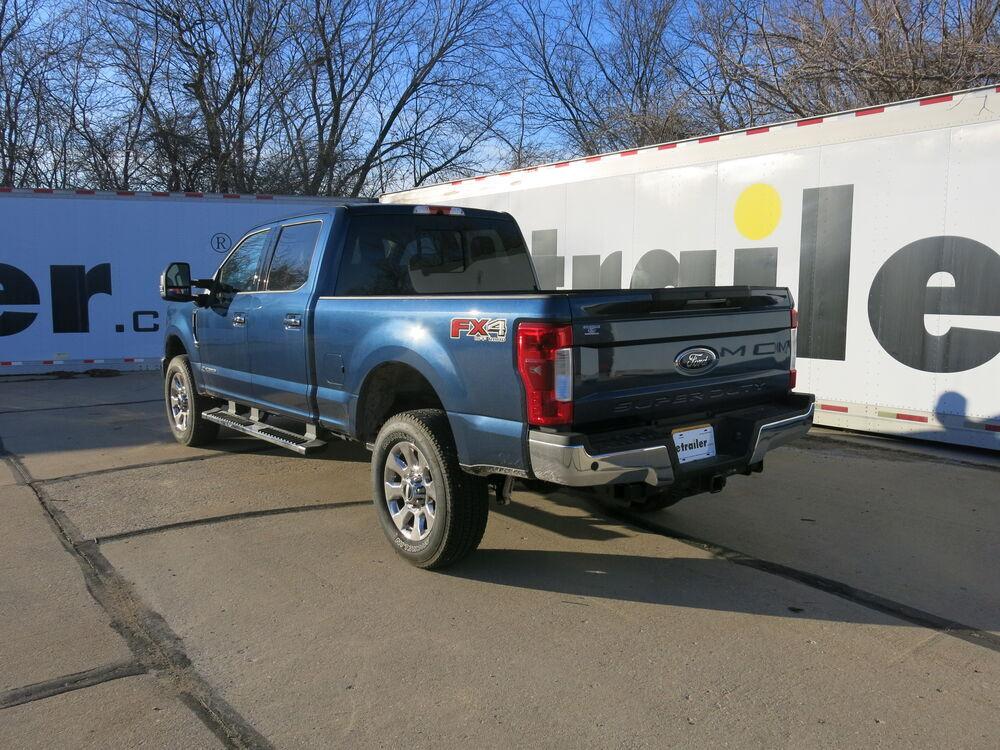 Ford F Super Duty on Fifth Gooseneck Wiring Harness Installation Ford Jpg