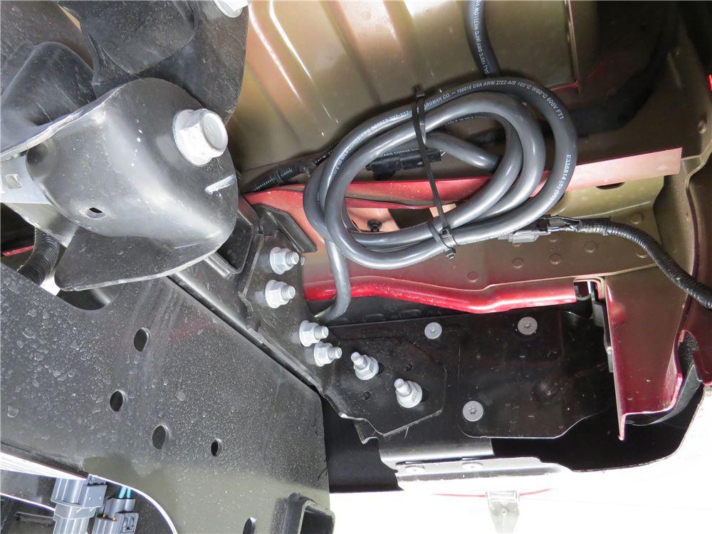 Ford Super Duty 5th Wheel Wiring Harnes