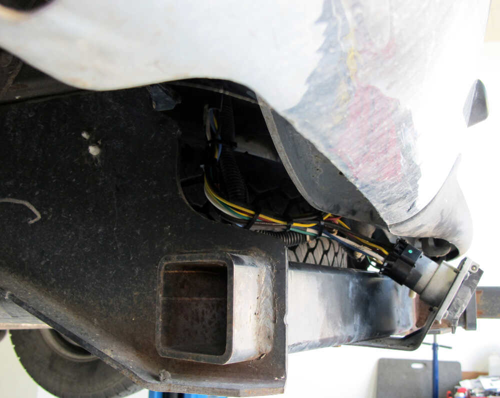 Compare 5th Wheel Gooseneck Vs 2001 Chevy Wiring Plug 90 Degree Harness W 7 Pole