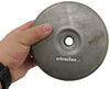 bulldog accessories and parts wheel only 500282