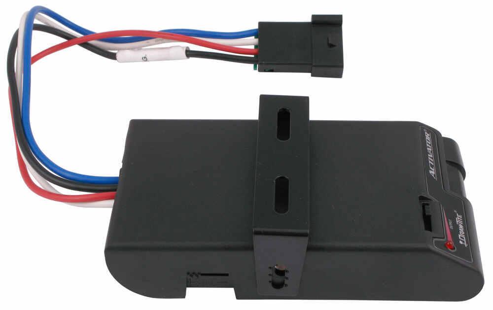 Draw Tite Trailer Brake Controller Wiring Diagram : Draw tite activator trailer brake controller to