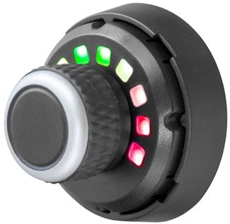 Spectrum Control Knob LEDs Illuminated