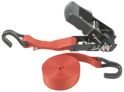 "Erickson Easy Ratchet Tie-Down Strap w/ Release Lever - 1"" x 15' - 660 lbs"