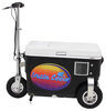 Cruzin Cooler Electric Scooter Cooler - 1,000 Watt - 48V - 25 Qts - Black