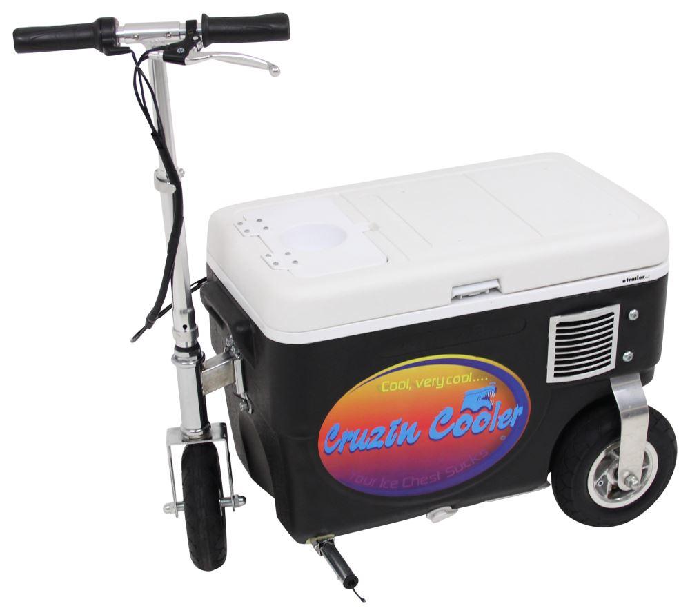 Cruzin cooler electric scooter cooler 500 watt 24v for Coole accessoires