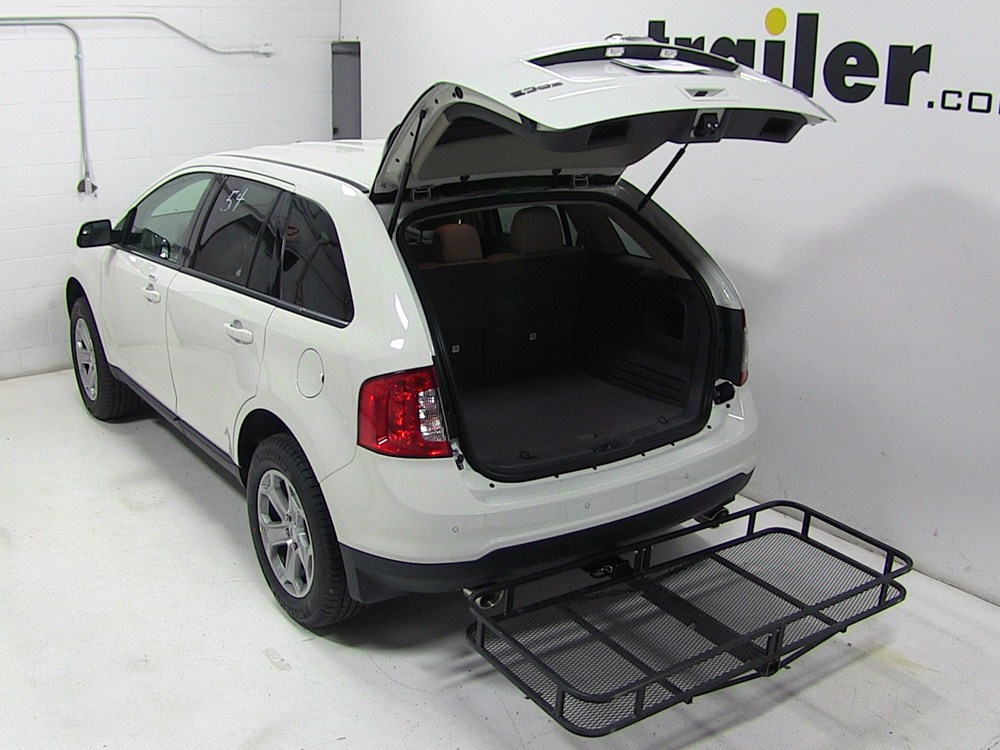 2007 ford edge 24x60 surco cargo carrier for 2 hitches. Black Bedroom Furniture Sets. Home Design Ideas