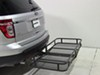 52018 - Heavy Duty Surco Products Flat Carrier on 2013 Ford Explorer