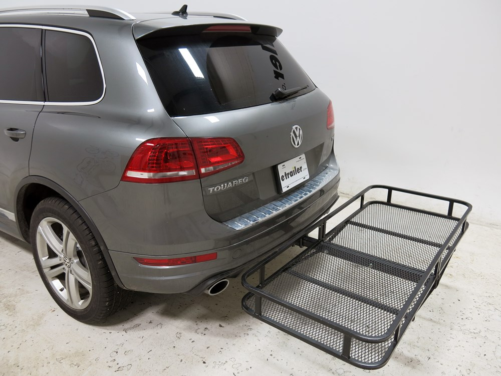 2014 volkswagen touareg 24x60 surco cargo carrier for 2 hitches steel 500 lbs. Black Bedroom Furniture Sets. Home Design Ideas