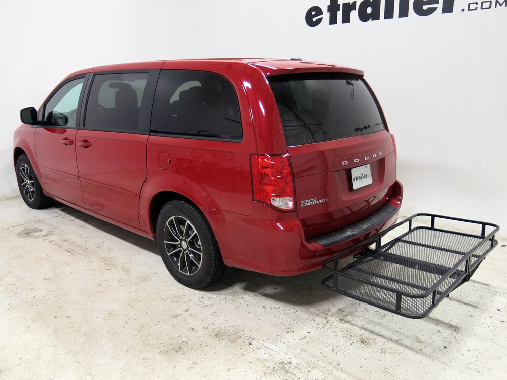 2015 dodge grand caravan 24x60 surco cargo carrier for 2 hitches steel 500 lbs. Black Bedroom Furniture Sets. Home Design Ideas
