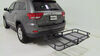 Surco Products Steel Hitch Cargo Carrier - 52018F on 2012 Jeep Grand Cherokee