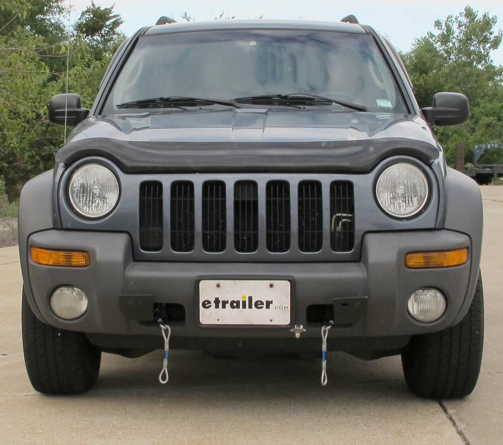 2004 Jeep Liberty Base Plates