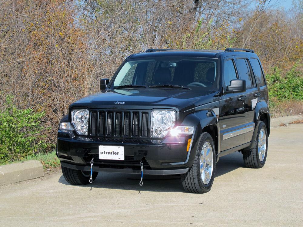2012 Jeep Liberty Roadmaster Ez Base Plate Kit Removable