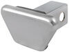 Chrome Trailer Hitch Receiver Tube Cover (Metal) - 1-1/4""