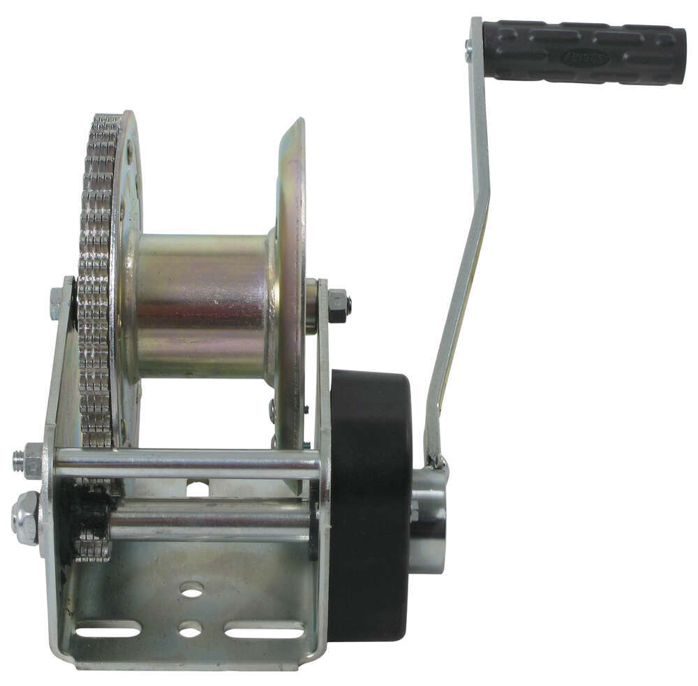 Shelby Hand Winch With Brake 1 500 Lbs Shelby Trailer