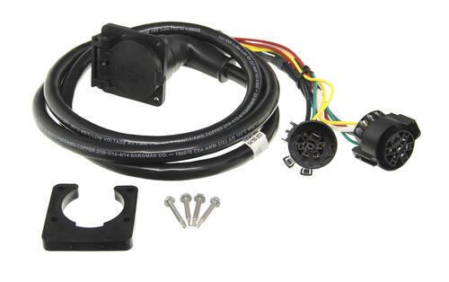 2003 gmc sierra custom fit vehicle wiring bargman. Black Bedroom Furniture Sets. Home Design Ideas