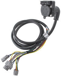 Tow Ready 90-Degree Fifth Wheel Adapter Wiring Harness with 7-Pole - Toyota Tundra
