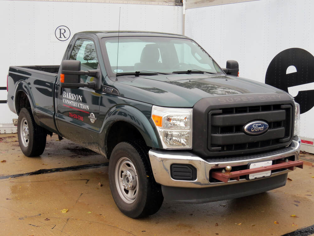2011 Ford F 250 And F 350 Super Duty Custom Fit Vehicle