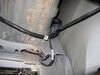 54701-003 - Custom Fit Bargman Fifth Wheel and Gooseneck Wiring on 2013 Ford F-250 and F-350 Super Duty