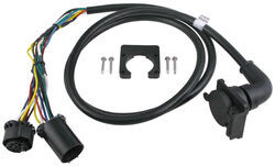 Bargman 2007 Ford F-250 and F-350 Super Duty Custom Fit Vehicle Wiring