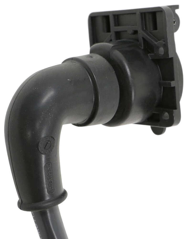 bargman 5th wheel gooseneck 90 degree wiring harness 7. Black Bedroom Furniture Sets. Home Design Ideas