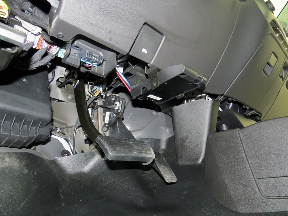 2016 Ram ProMaster 1500 Brake Controller - Draw-Tite