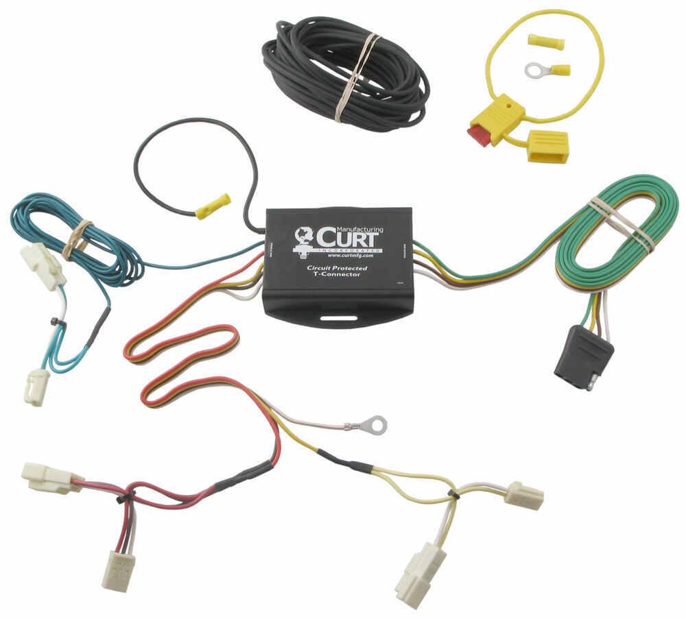 2007 pontiac vibe custom fit vehicle wiring curt