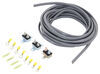Wiring Kit for 2, 4, 6, and 8 Brake Electric Trailer Brake Controllers