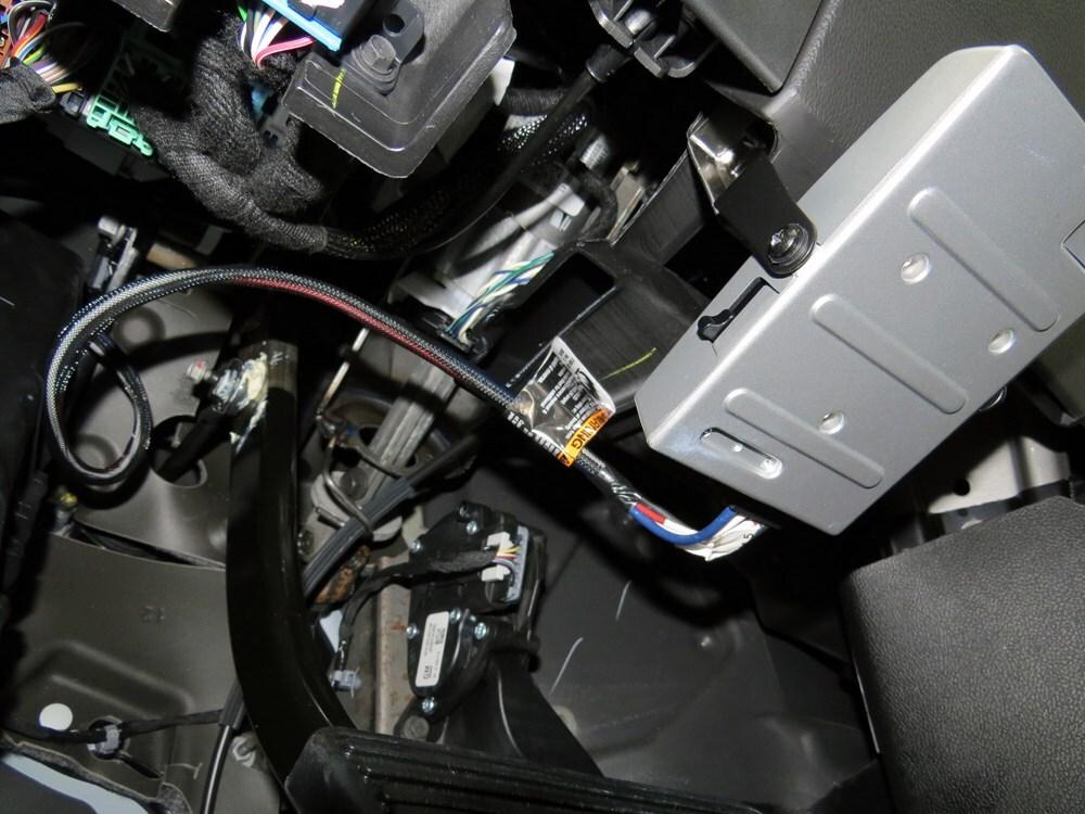 2007 chevrolet avalanche brake controller draw tite. Black Bedroom Furniture Sets. Home Design Ideas