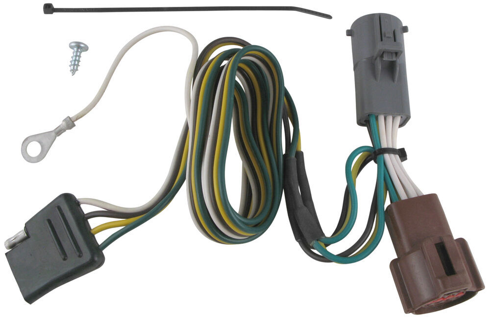 1987 Ford Bronco Custom Fit Vehicle Wiring
