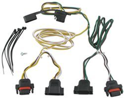 55323_250 trailer wiring harness installation 2005 dodge dakota video Dodge Ram Trailer Wiring Diagram at n-0.co