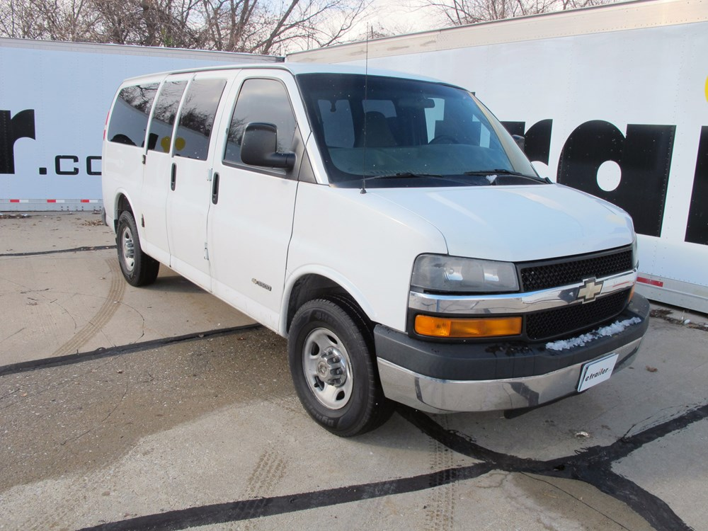 2004 Chevrolet Express Van Custom Fit Vehicle Wiring