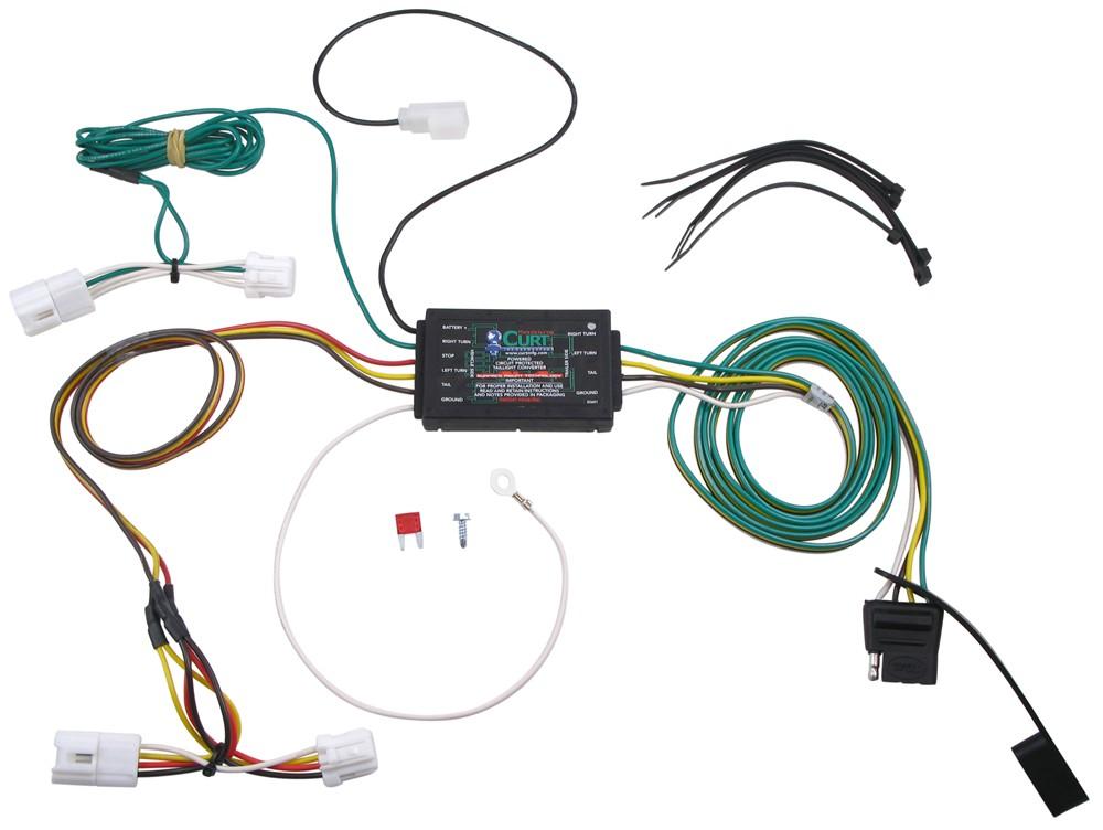 2004 nissan murano custom fit vehicle wiring curt