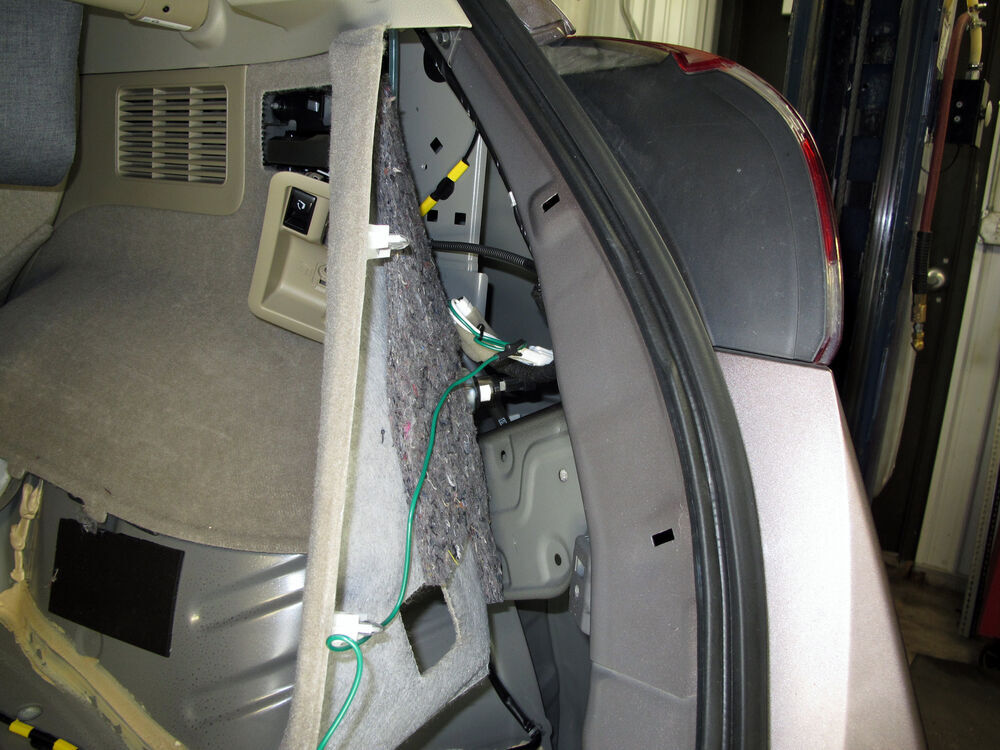 2005 nissan murano custom fit vehicle wiring curt