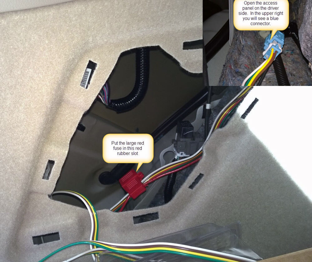Custom Rdx >> 2014 Acura RDX Custom Fit Vehicle Wiring - Curt