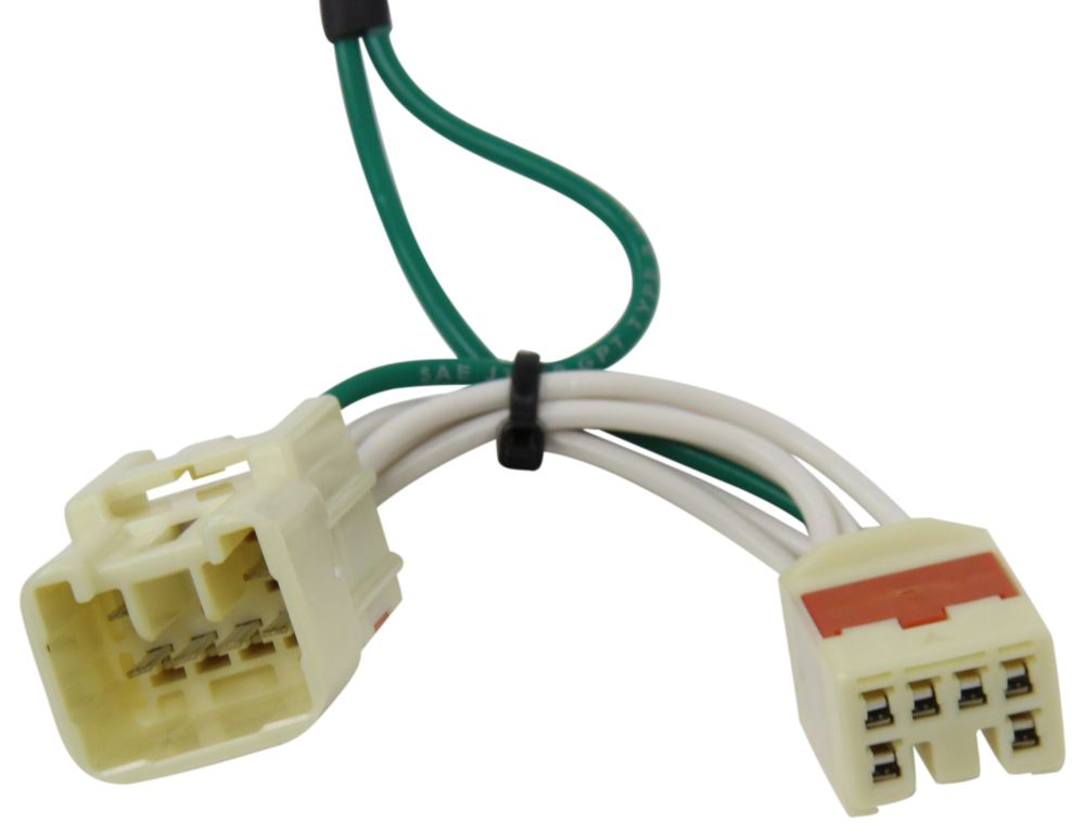 Mazda Wiring Harness Connectors : Mazda mpv van custom fit vehicle wiring curt