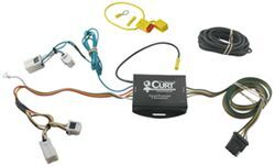 Curt 2014 Nissan Altima Custom Fit Vehicle Wiring