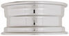 "Taskmaster Steel Modular Trailer Wheel - 15"" x 6"" Rim - 5 on 4-1/2 - Silver PVD Finish 5 on 4-1/2 Inch 560545MSPVD"