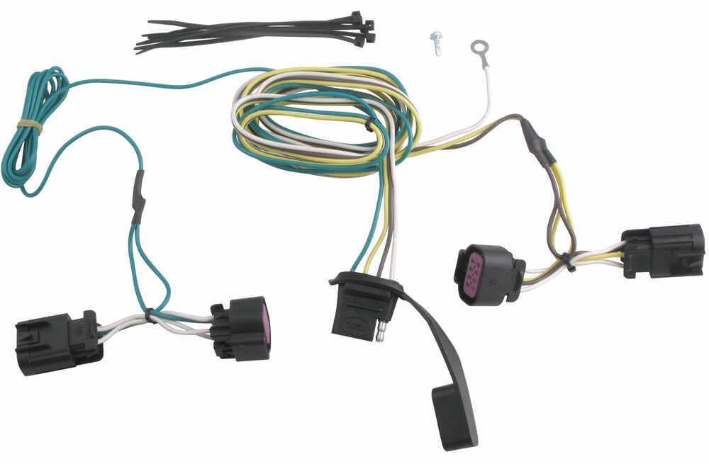 Trailer Wiring Harness 2012 Equinox : Chevrolet traverse trailer wiring diagram autos post