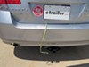 Curt Custom Fit Vehicle Wiring - 56091 on 2013 Subaru Legacy