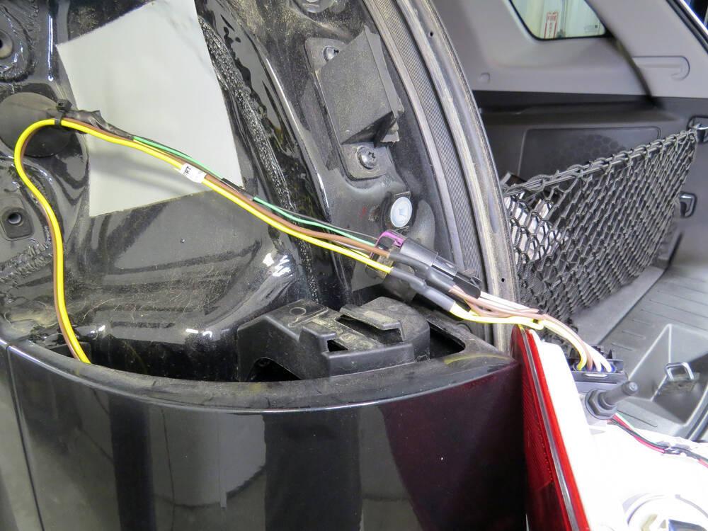 Gmc terrain custom fit vehicle wiring curt