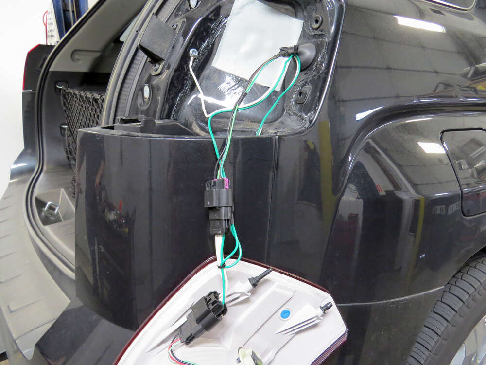 Trailer Wiring Harness For 2013 Gmc Terrain : Gmc terrain trailer wiring harness free engine image