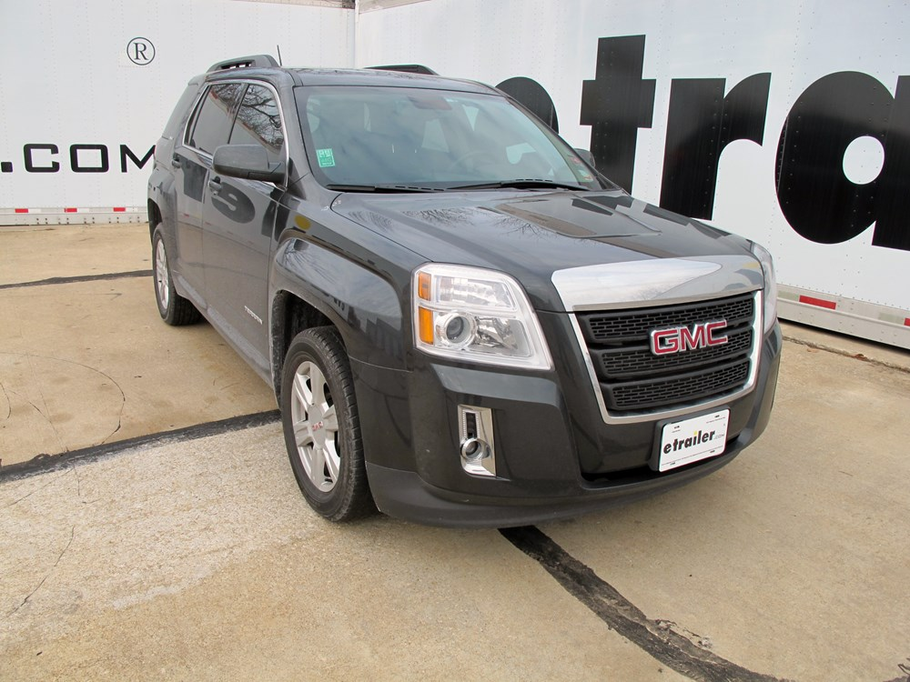 Trailer Wiring Harness For 2013 Gmc Terrain : Gmc terrain custom fit vehicle wiring curt